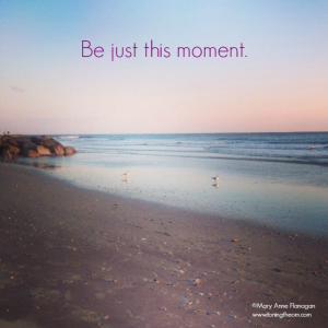 Be just this moment in Cape May